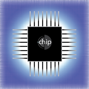 Photonics chip, DLP chip, Chip for IoT